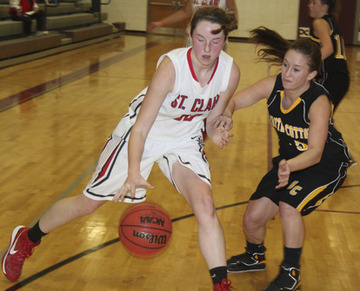 St. Clair Stops Smith-Cotton