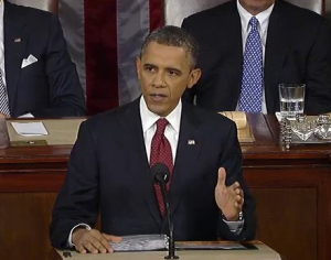 Obama State of the Union Address