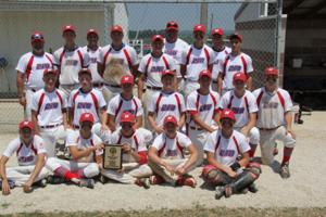 Post 218 Freshmen Win Ninth District Tournament