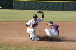 Mann on the Bases