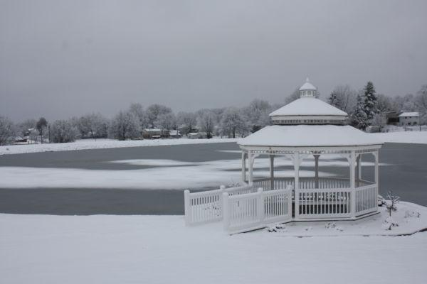 Union Lake Gazebo
