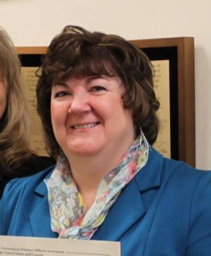 County Auditor Tammy Vemmer