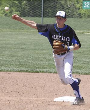 Blue Jays Win District Opener Over Hannibal