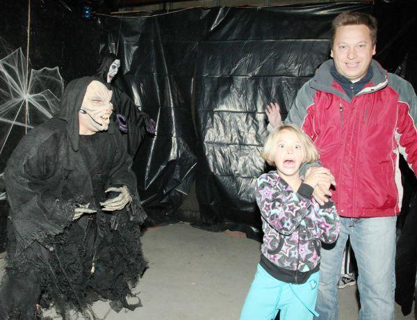 BackStoppers Haunted House