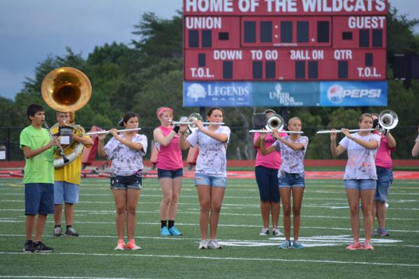 004 UHS Band practice 2014.jpg