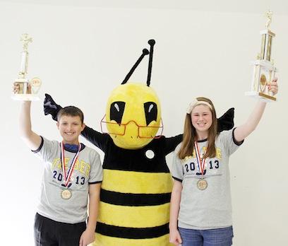 Braun Wins The Bee