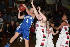 Lady Jays Fall at FZS