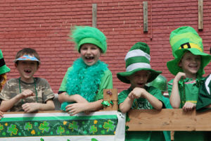 St. Patrick's Day Parade Is Saturday