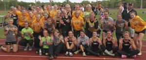 FRC Girls Track