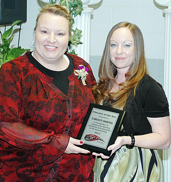St. Clair Chamber Awards Educator of the Year
