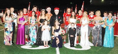 2012 SCHS Homecoming