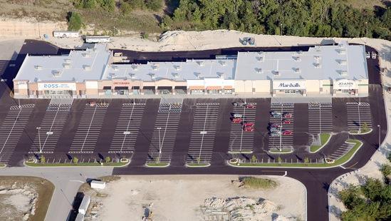 Phoenix Center II Development Takes Shape