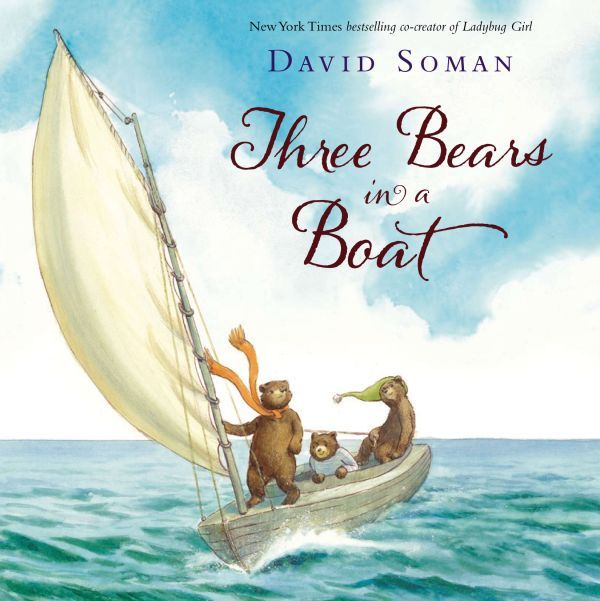 """Three Bears in a Boat"""