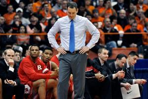 Fired Rutgers Coach Mike Rice