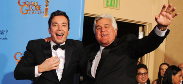 "Fallon to Replace Leno on NBC's ""Tonight Show"""