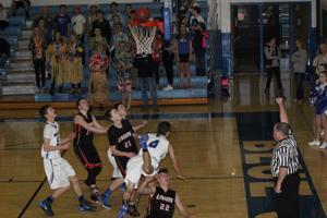 Boys Basketball — Washington vs Union, Washington Tournament