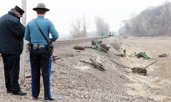Investigate Train Accident