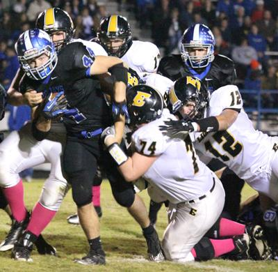 Washington Falls to Zumwalt East