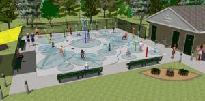 St. Clair Spray Park