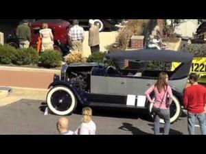VIDEO: Antique Invitational Car Show 2014