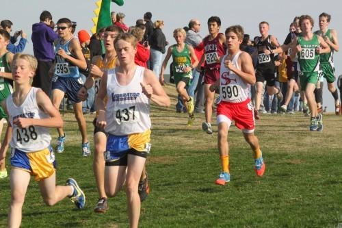 State Cross Country Meet