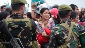 Tons of Aid in Philippines, But Not Where Needed