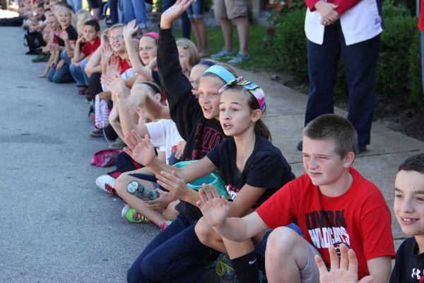 006 UHS Homecoming parade 2013.jpg
