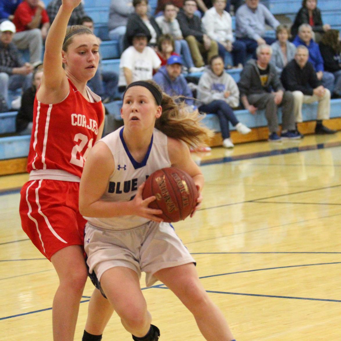 Girls Basketball — Washington vs. Cor Jesu