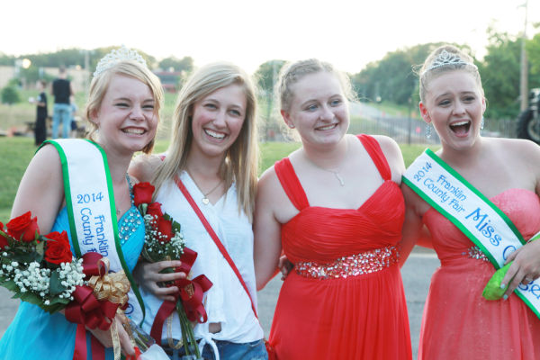015 Franklin County Fair Queen Contest 2014.jpg
