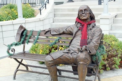 Ben Franklin Costs Taxpayers