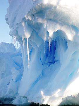 Icebergs Like Sculptures