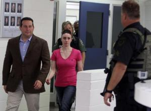 Casey Anthony Walks Out of OC Jail