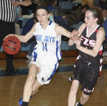 Lady Jays Top Zumwalt South, Move Closer to League Crown