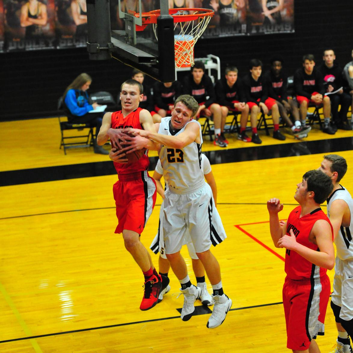 Boys Basketball — Union at Sullivan