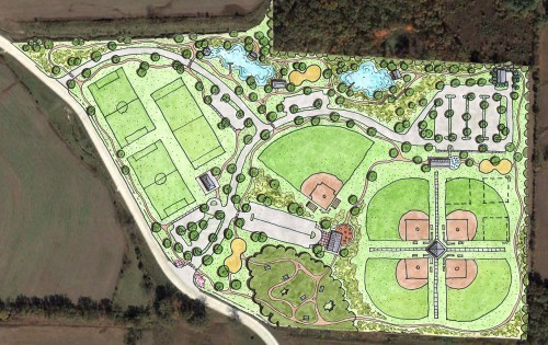 Proposed Park Plan
