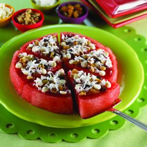 Watermelon Pizza Supreme