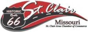 The St. Clair Area Chamber of Commerce sponsors the Main Street Festival.
