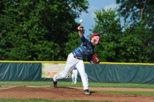 Hillermann Throws No-Hitter