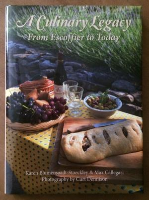 "Cooking Enthusiasts Will Relish ""A Culinary Legacy, From Escoffier to Today"""