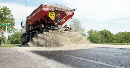 New Road Treatment