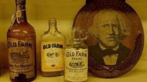 Caretaker Charged With Drinking Old Whiskey
