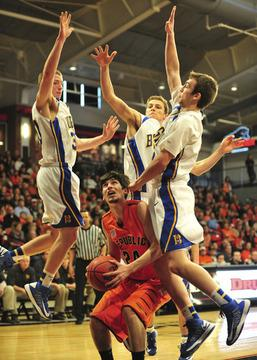 Republic Holds Off Knights