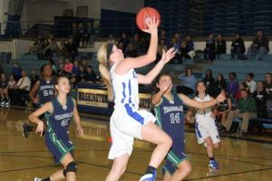 Lady Jays Trounce Timberland