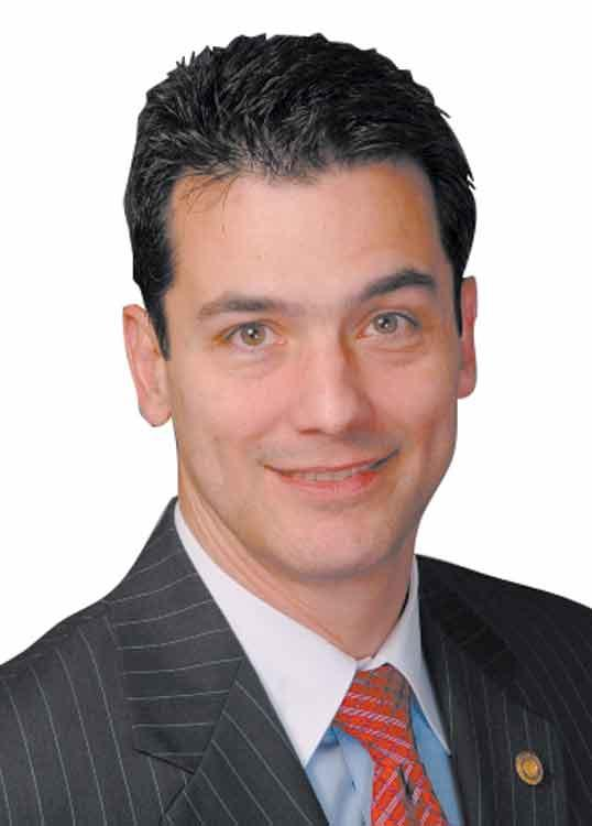 State Sen. Brian Nieves, R-Washington