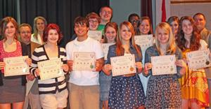 Model UN Club Recognized