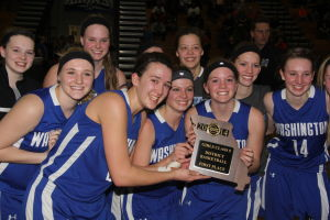 Lady Jays Win District Basketball Crown