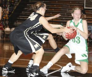 New Haven Claims Semifinal Contest Over Marceline, 49-33