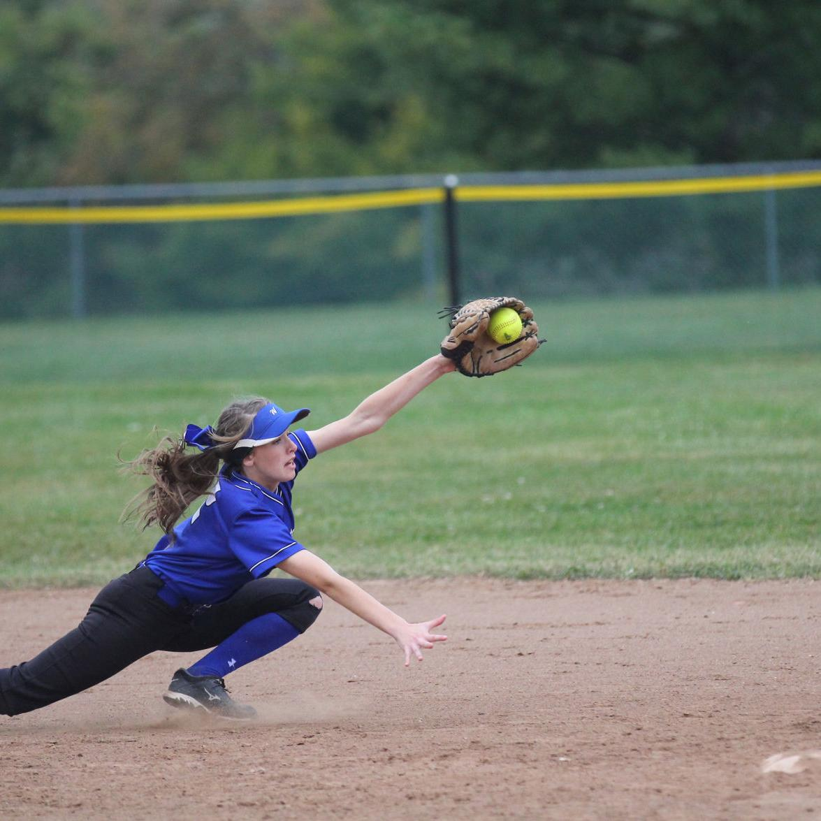 Sectional Softball — Washington vs. Marquette