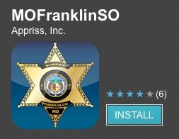 Sheriff's Office Google App