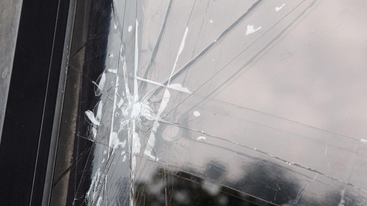 Vandals Shoot Out Car Windows - Many Were in Quail Run